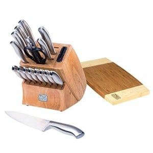 Chicago Cutlery 19 Piece Knife Block