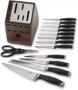 Calphalon Contemporary Self-Sharpening 14 Piece Cutlery Knife Block Set
