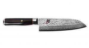 Shun Hiro SG2 7-inch Santoku Knife